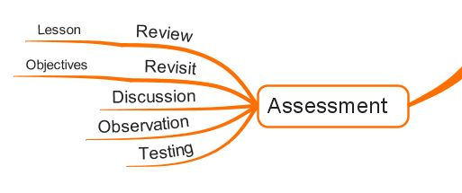 Step 8: Decide how you will assess